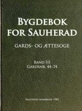 Kirkeby: Bygdebok for Sauherad: band 3