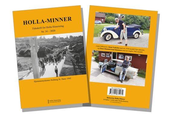 Holla-Minner 2020 i salg