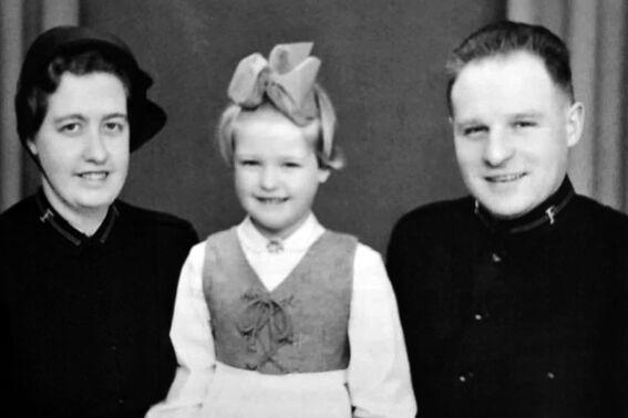 Mitt liv: Birthe, Lisbeth og Kai