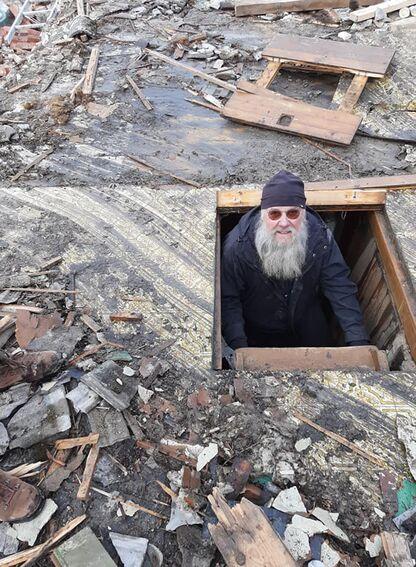 Kirkebakken: tømra tatt ned (11)