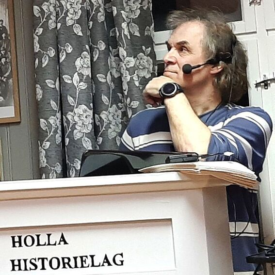Lokalhistoriepris: Paul Heisholt