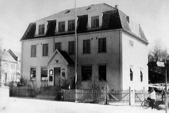 Ulefoss posthus