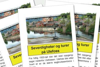 Severdigheter på Ulefoss