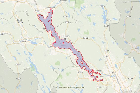 Prosjekt Norsjø 2022