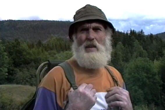 Tur til Harpås i 1994