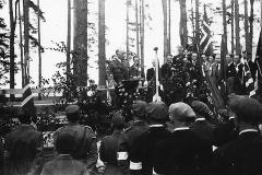 17. mai 1945 med russiske krigsfanger i Tollaskauen