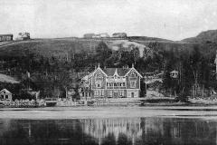 Aaheim hotell, Ulefoss