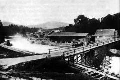 Aall-saga på 1880-tallet