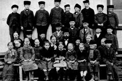 Berget skole 1882