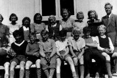 Berget skole 1951