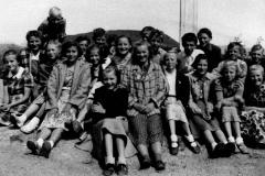 Berget skole 1952