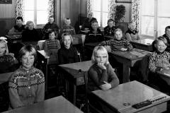 Berget skole 1960