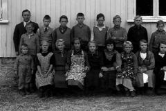 Berget skole ca. 1934