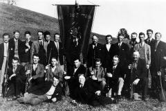Bjørndalen skytterlag - 50 års-jubileet i 1935