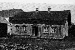Boklund-huset ved Fen skole