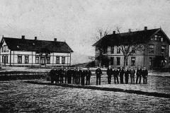 Bratsberg Amts Landbruksskule for 1918