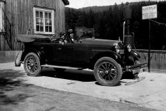Bryllupsreise Roheim 1930