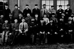 Cappelen Sagbruks- og tomtearbeidere 1880-åra