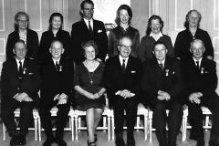 S. D. Cappelen - utdeling av Norges Vels medalje