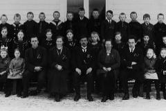 Fen skole 1922 gr. I
