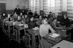 Fen skole 1956-57, 6. og 7. kl