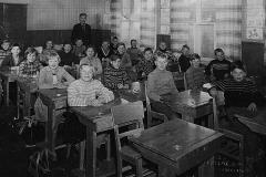 Fen skole 4. og 5. kl. 1956-57