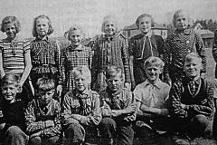 Fen skole 5. kl. 1941