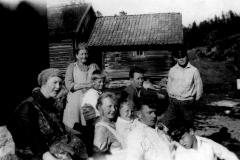 Fra Røibekk omkring 1930