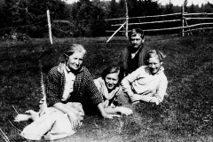 Fra Svartufs omkring 1935
