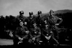 Fungerende lensmannbetjenter i 1945