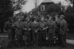 Heimefronten fra Holla 1945