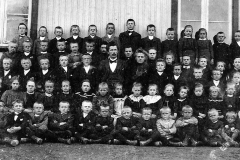 Heisholt skole 1902