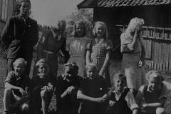 Heisholt skole 1945