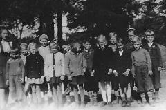 Heisholt skole, 2. og 3. klasse våren 1947