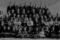 Heisholt skole ca 1914