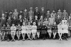 Helgen skole ca. 1929