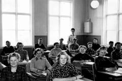 Holla framhaldsskole 1952