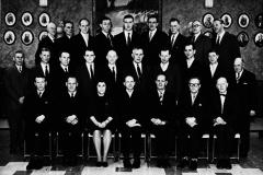 Holla herredsstyre 1960-63