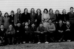Holla middelskole 1933