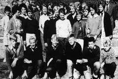 Holla Realskole - 1.kl. 1961-1962