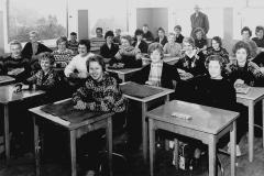 Holla realskole 2. kl. 1962-63