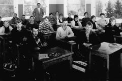 Holla realskole 3. kl. 1962-63