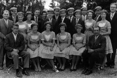 Holla realskole grønnruss 1961