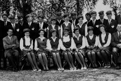 Holla realskole grønnruss 1963