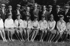 Holla realskole grønnruss 1964