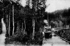 «Inland» i Vrangfoss underkanal