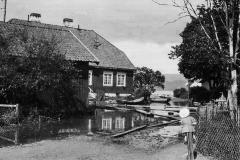 Nedre Verket Flommen 1927 A