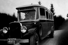 Nils Roheims rutebil (I)