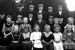 Roa skole 1909