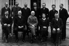 SD Cappelens kontorpersonale 1920